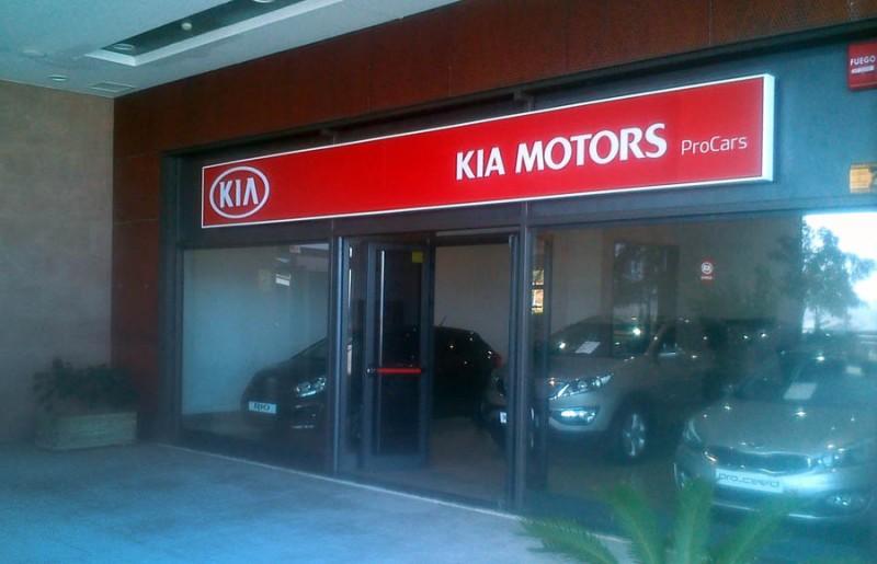 Procars nuevo agente kia en tenerife for Kia motors columbia mo